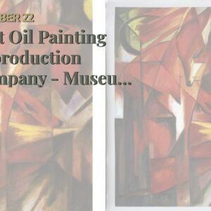Best Oil Painting Reproduction Company - Museum Quality Handmade