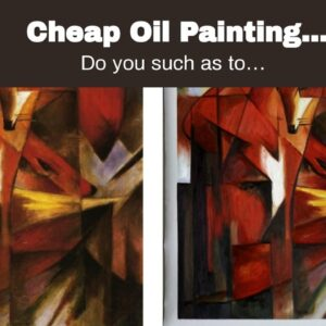 Cheap Oil Painting Reproductions - Hand-painted Art Reproductions