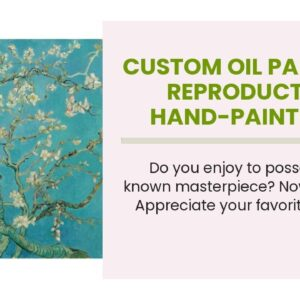 Custom Oil Painting Reproductions - Hand-painted Art Reproductions