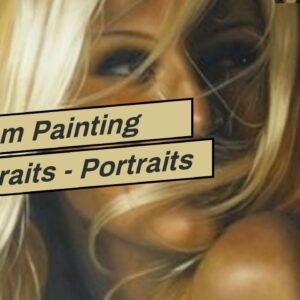 Custom Painting Portraits - Portraits From Photos Service