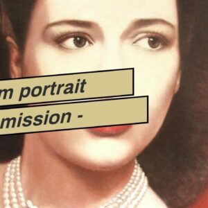 custom portrait commission - Portraits From Photos Service