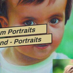 Custom Portraits Ireland - Portraits From Photos Service