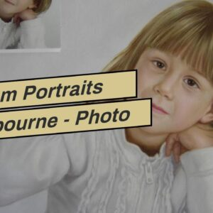 Custom Portraits Melbourne - Photo to Painting by Master Artist