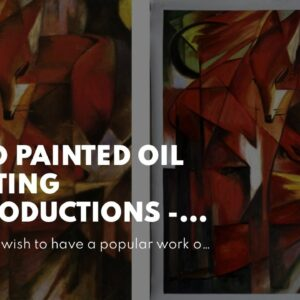 Hand Painted Oil Painting Reproductions - Museum Quality Handmade