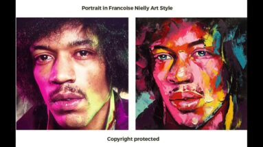 How much does a portrait painting cost?