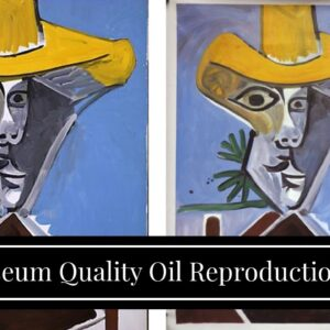Museum Quality Oil Reproductions - Close to Original