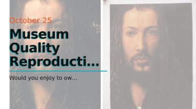 Museum Quality Reproductions - Hand-painted Art Reproductions