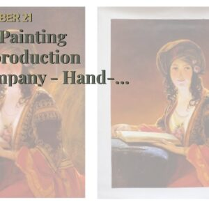 Oil Painting Reproduction Company - Hand-painted Art Reproductions