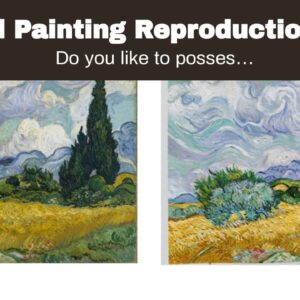 Oil Painting Reproductions China Wholesale - Museum Quality Handmade