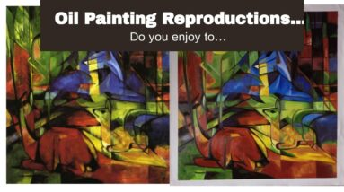 Oil Painting Reproductions Museum Quality Uk - Museum Quality Handmade