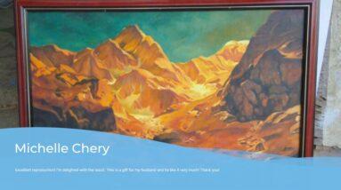 Oil Painting Reproductions Reviews - Art in Bulk