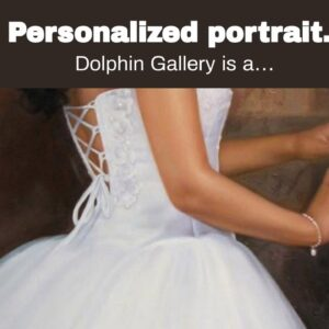 Personalized portrait paintings - Picture to Painting from Real Artists