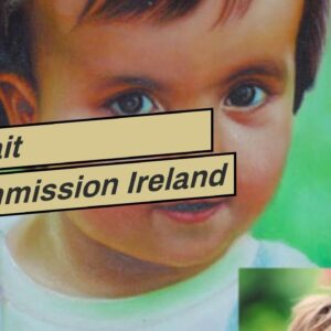 Portrait Commission Ireland - Portrait Paintings Made From Photos