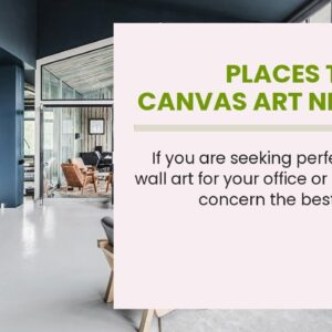Places To Buy Canvas Art Near Me