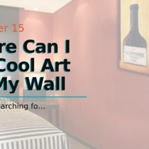 Where Can I Get Cool Art For My Wall