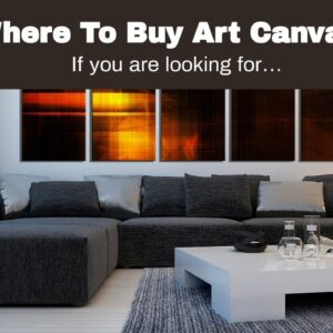 Where To Buy Art Canvas Roll