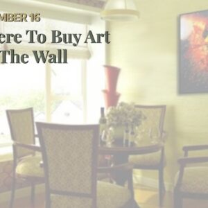 Where To Buy Art On The Wall