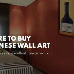 Where To Buy Japanese Wall Art