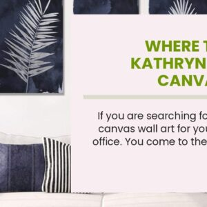 Where To Buy Kathryn White Canvas Art