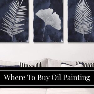 Where To Buy Oil Painting