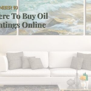 Where To Buy Oil Paintings Online