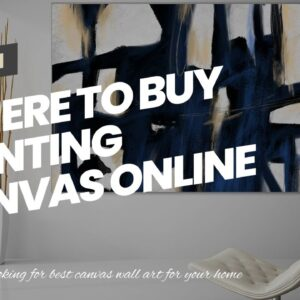 Where To Buy Painting Canvas Online