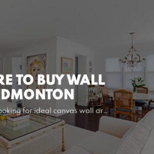 Where To Buy Wall Art Edmonton