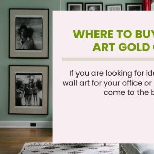 Where To Buy Wall Art Gold Coast