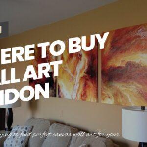 Where To Buy Wall Art London