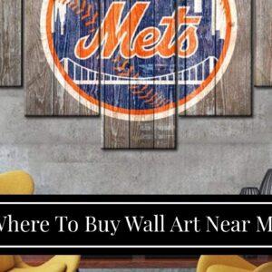 Where To Buy Wall Art Near Me