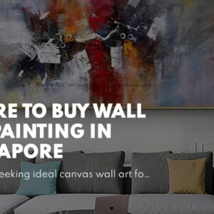 Where To Buy Wall Art Painting In Singapore