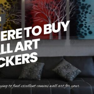 Where To Buy Wall Art Stickers