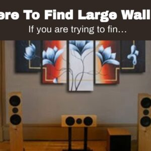 Where To Find Large Wall Art