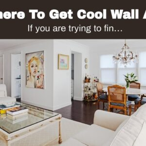 Where To Get Cool Wall Art