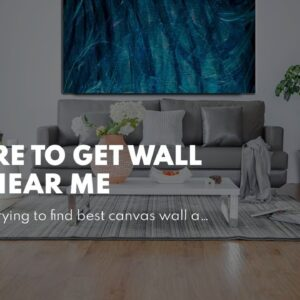 Where To Get Wall Art Near Me