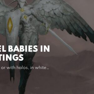 Angel Babies In Paintings