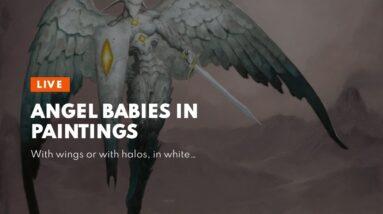 Angel Babies In Paintings