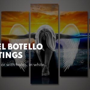 Angel Botello Paintings