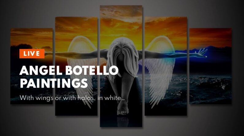 Angel Botello Paintings