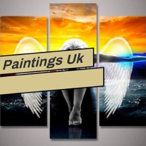 Angel Paintings Uk