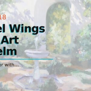 Angel Wings Wall Art Dunelm