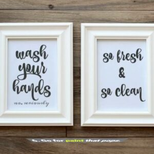 Bathroom Wall Art Dunelm