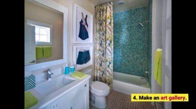 Bathroom Wall Art Range