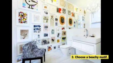 Bathroom Wall Art Vertical