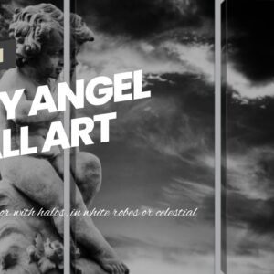 Etsy Angel Wall Art