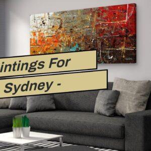 Oil Paintings For Sale Sydney - Unbeatable Price