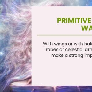 Primitive Angel Wall Art