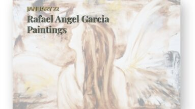 Rafael Angel Garcia Paintings