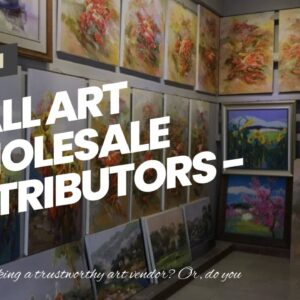 Wall Art Wholesale Distributors - Unbeatabe Price
