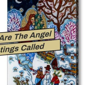 What Are The Angel Paintings Called